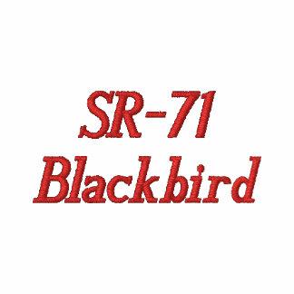 Gewohnheit gestickter SR-71 T - Shirt (M)