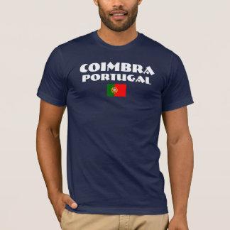 Gewohnheits-T-Shirt Coimbras Portugal T-Shirt