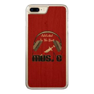 Gewöhnt zum Schlag Carved iPhone 7 Plus Hülle
