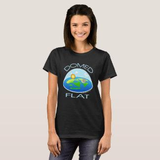 GEWÖLBTE u. FLACHE ERDE | unter der Haube T-Shirt