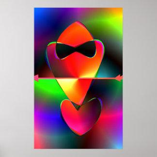 Gewollt: Amor, Liebe-Bandit Poster