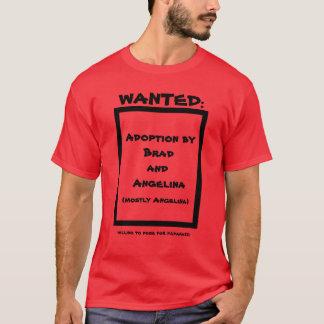 Gewollte Brangelina (größtenteils Angelina) T-Shirt