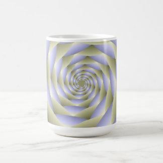 Gewundene Tunnel-Tasse Kaffeetasse