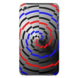 Gewundener Kegel Case-Mate iPod Touch Hülle