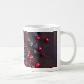 Gewürz-Beeren Kaffeetasse