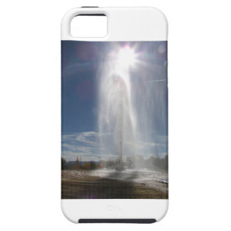 Geysir! Telefon-Kasten iPhone 5 Cover