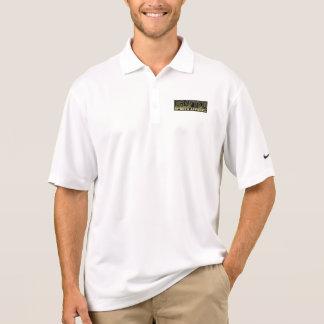 Gezeichnetes Sport-KleiderNike-Polo (weiß) Polo Shirt