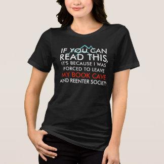 Gezwungen, um Gesellschaft wiederzubetreten T-Shirt