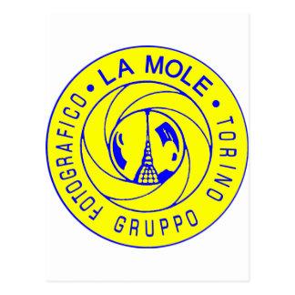 GF La-Mole-Gerät Postkarte