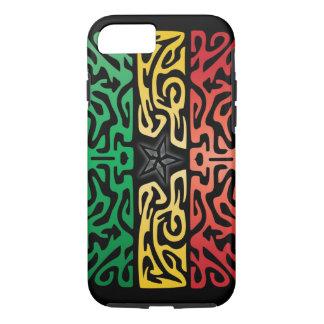 Ghana abstrakt iPhone 8/7 hülle