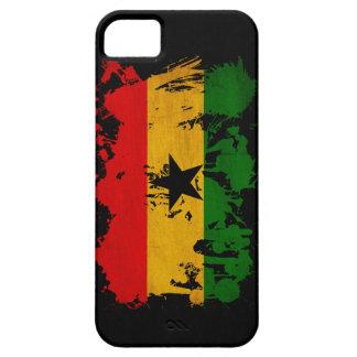 Ghana-Flagge Etui Fürs iPhone 5