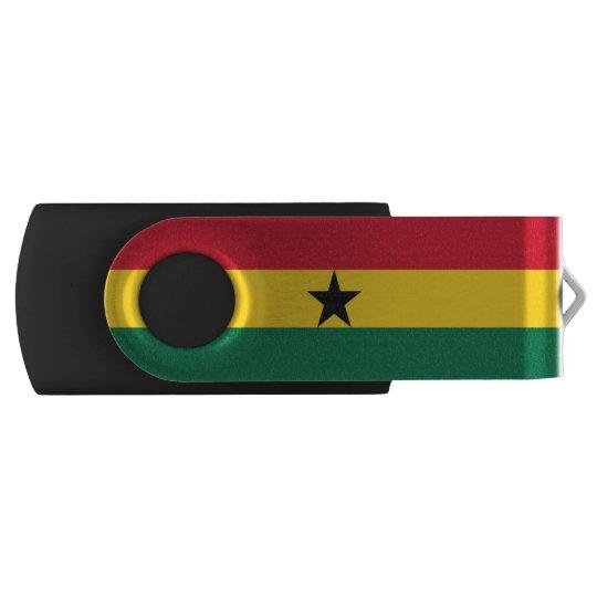 Ghana-Flagge USB Stick