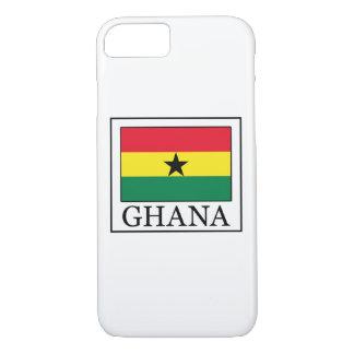 Ghana-Telefonkasten iPhone 8/7 Hülle