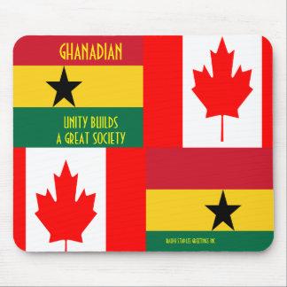 GHANAIAN-CANADIAN MAUSPADS
