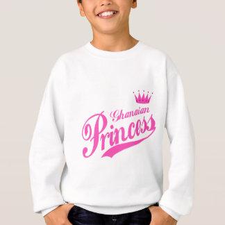 Ghanaische Prinzessin Sweatshirt