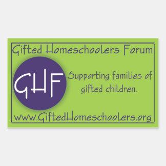 GHF Aufkleber