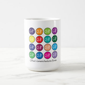 GHF Logo-Tasse Kaffeetasse