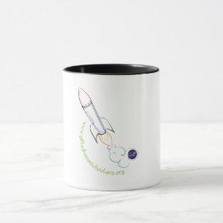 GHF Rocket Logo Tasse