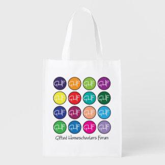 GHF wiederverwendbare Tasche Wiederverwendbare Einkaufstasche