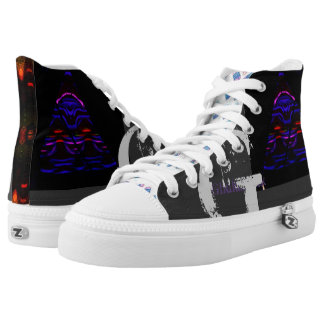 GhuluMuck Entwurf Hoch-geschnittene Sneaker