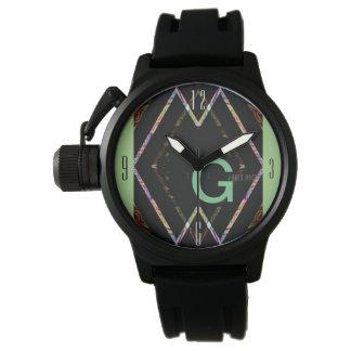 GhuluMuck Entwurf Uhr