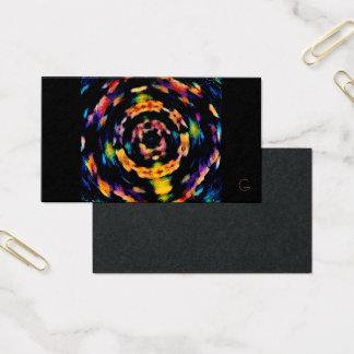 GhuluMuck Entwurf Visitenkarte
