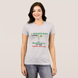 Gibt es eine MARGARITA dort draussen, die an MICH T-Shirt