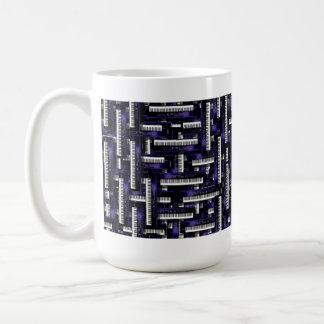 Gießen Sie es Loud Kaffeetasse