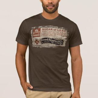 Gift-Aufkleber-T - Shirt für Halloween oder