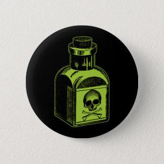 Gift-Flasche Runder Button 5,7 Cm