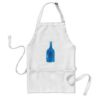 Gift-Flasche Schürze