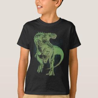 Giganotosaurus-Dunkelheits-T - Shirt