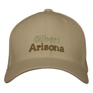 Gilbert, Arizona-Kappe Bestickte Kappe