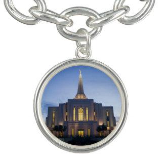 Gilbert Arizona LDS Tempel-Armband Charm Armband