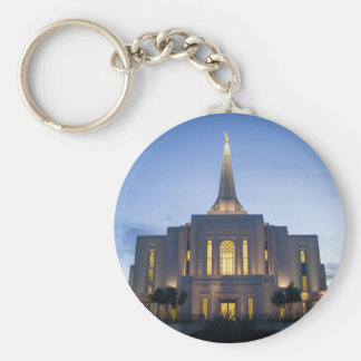 GIlbert Arizona LDS Tempel Schlüsselanhänger