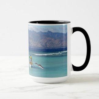 Gili Insel-Boots-Tasse Tasse