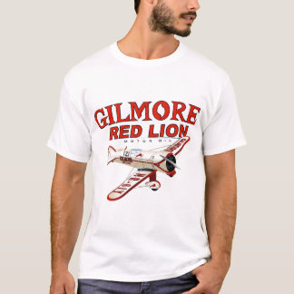 Gilmore roter Löwe Wedell 44 T-Shirt