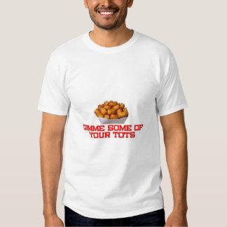 Gimme certains de vos doigts tee shirt
