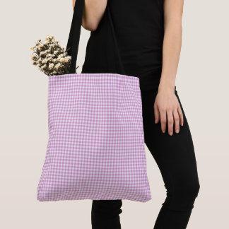 Gingham_Lav-Pink-Totes-Shoulder-Bags-Multi-Sizes Tasche