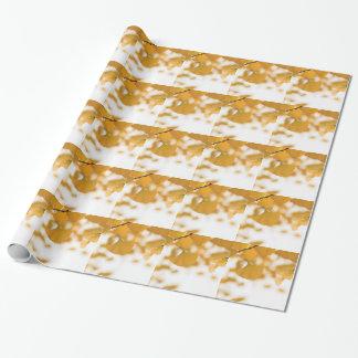 Ginkgo Geschenkpapier
