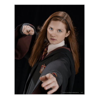 Ginny Weasley Affiche