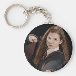 Ginny Weasley Porte-clé Rond