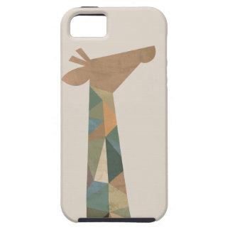 Girafe abstraite coques iPhone 5 Case-Mate