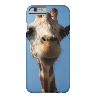 Giraffe Barely There iPhone 6 Hülle