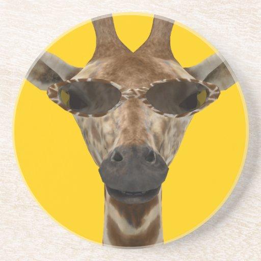 Giraffe inkognito untersetzer