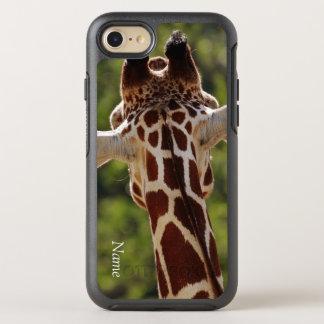 Giraffe OtterBox Symmetry iPhone 8/7 Hülle