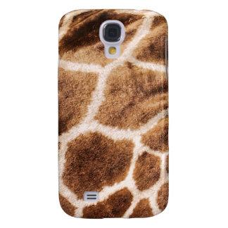 Giraffen-Beschaffenheits-Muster iPhone 3G Fall Galaxy S4 Hülle