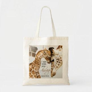 Giraffen-Tasche Tragetasche
