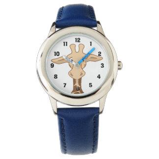 Giraffen-Uhr Uhr