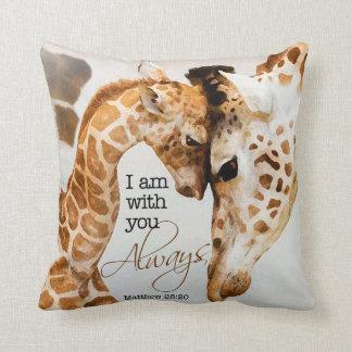 Giraffenkissen Kissen